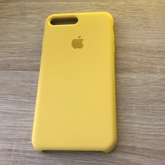 on sale f557d c6ddd YELLOW APPLE PHONE CASE